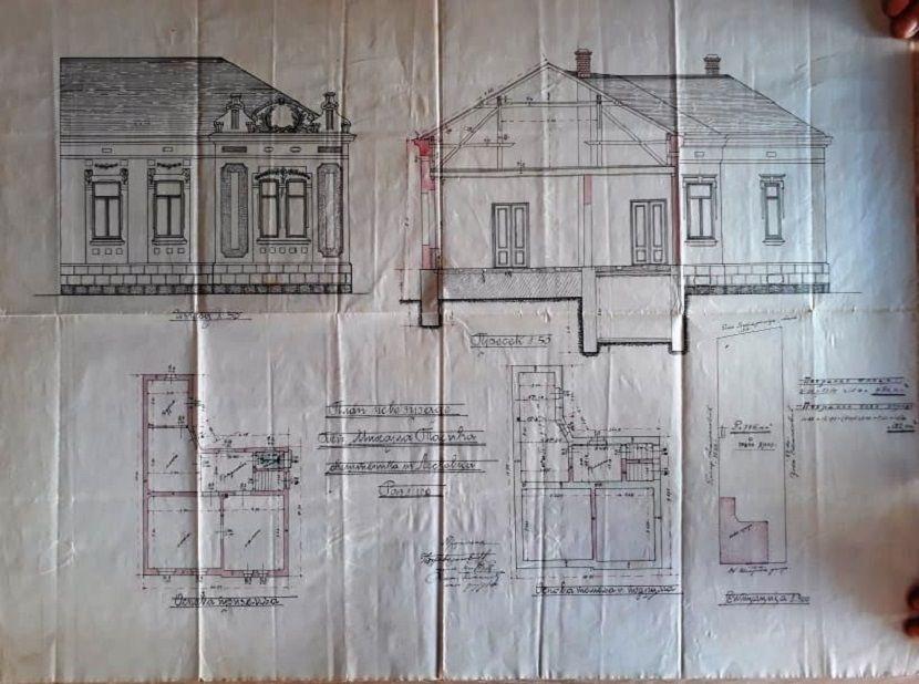 Kuća, Leskovac, Mile Stojanović