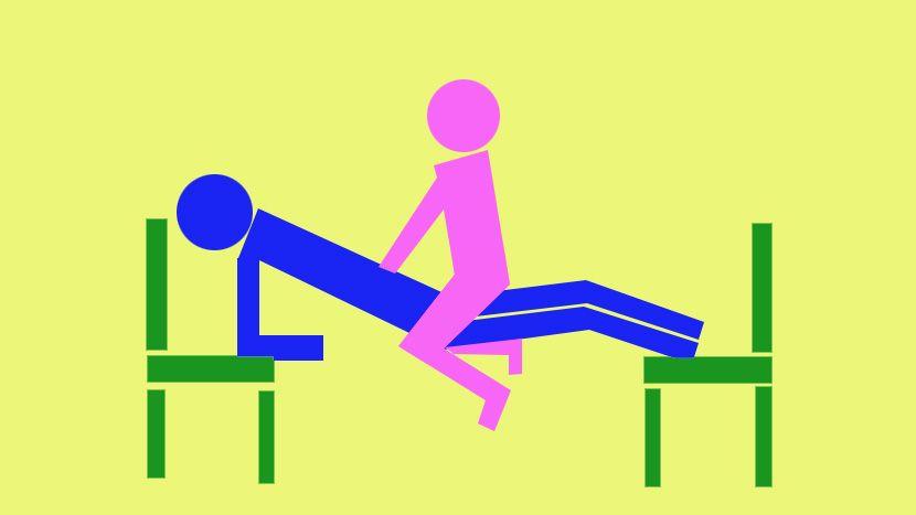 Seks poza broomstick sex position