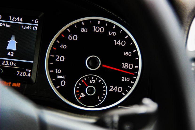 Brzina, Brojac, Kola, Automobili, Instrument Tabla