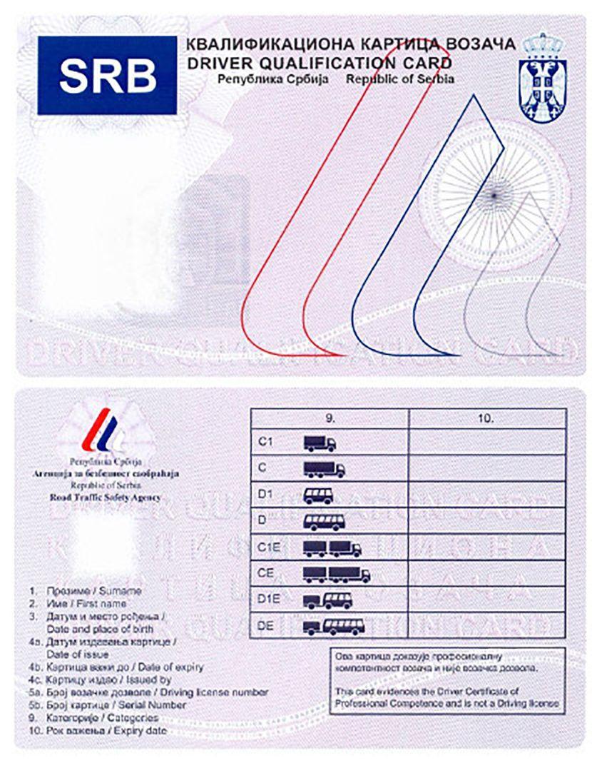 Sertifikacija profesionalnih vozača AMSS