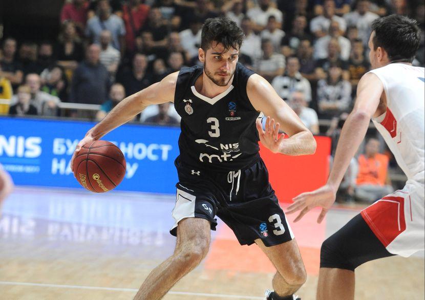 KK Partizan - KK Lokomotiva