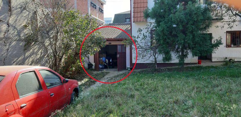 Dedinje, kuća, zakopano telo, Slobodan Perišić
