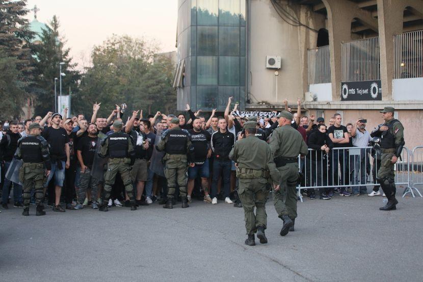 Fk Partizan, Mancester Junajted