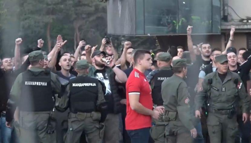Grobari, FK Mančester