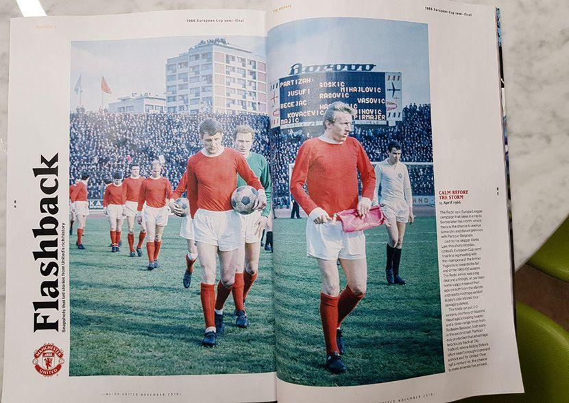 časopis United Inside