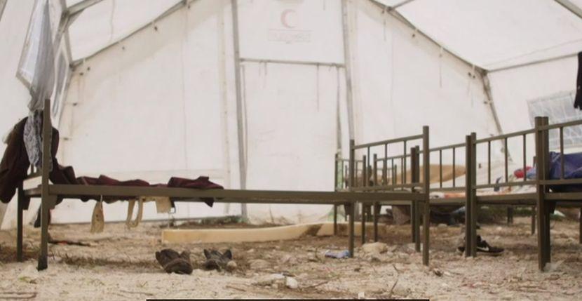 Kamp migranti Bosna