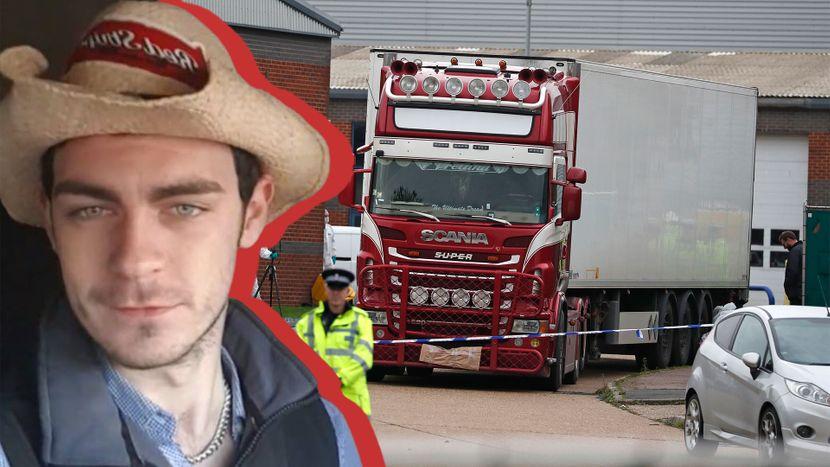 Mo Robinson, vozač kamiona smrti