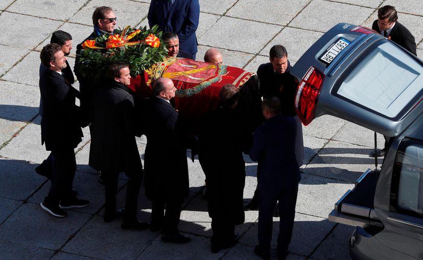 Francisko Franko Francisco Franco ekshumacija posmrtni ostaci Španija