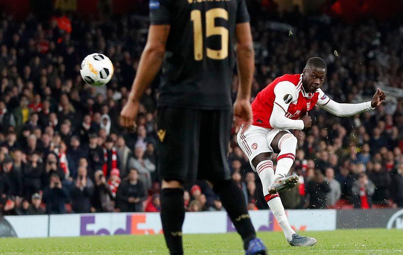 Arsenal, Nikolas Pepe