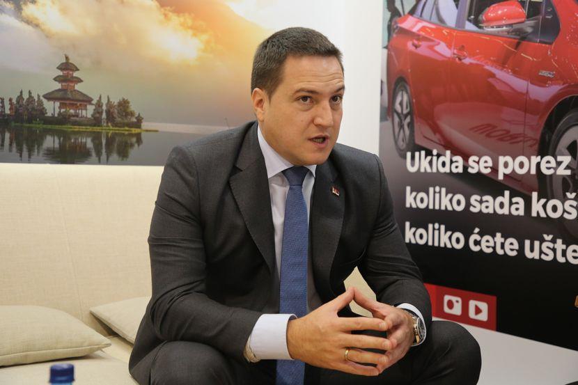 Branko Ružić, Ministar Državne Uprave i Lokalne Samouprave