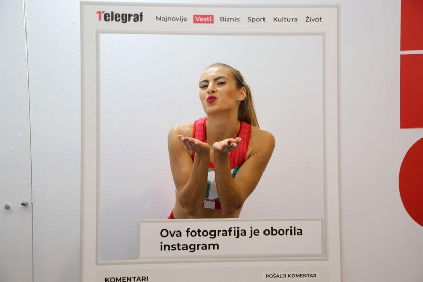Dajana Petković, Sajam Medija