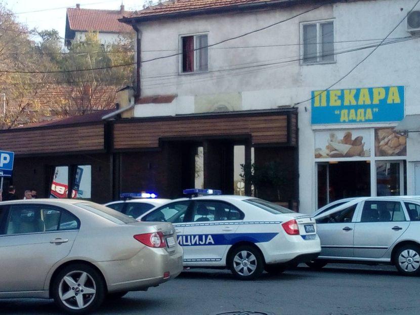 Pekara, pucnjava, Čukarica