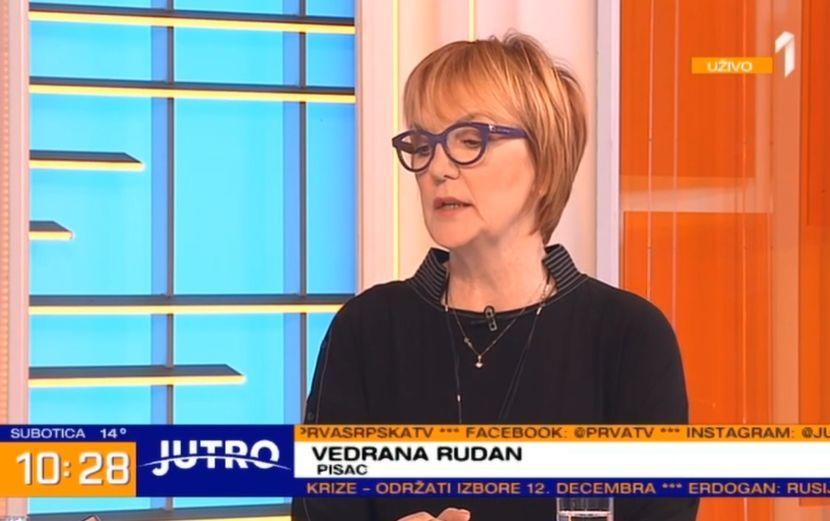 Vedrana Rudan