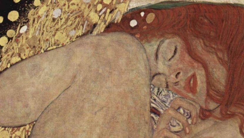 Gustav Klimt, Danaja, Istorija umetnosti, Kratka priča iza velikog umetničkog dela, Austrijsko slikarstvo, Secesija