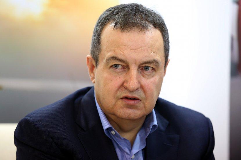 Ivica Dačić, sajam medija