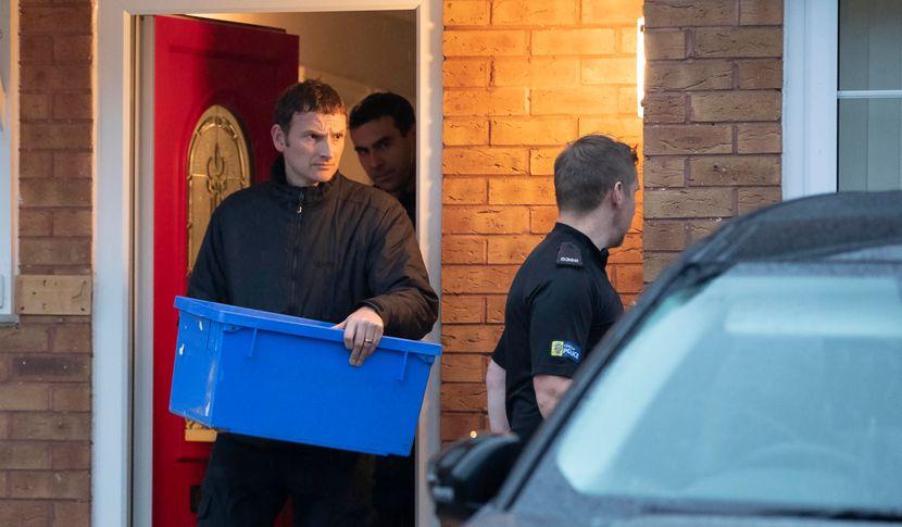 Hapšenje para Majer Vorington