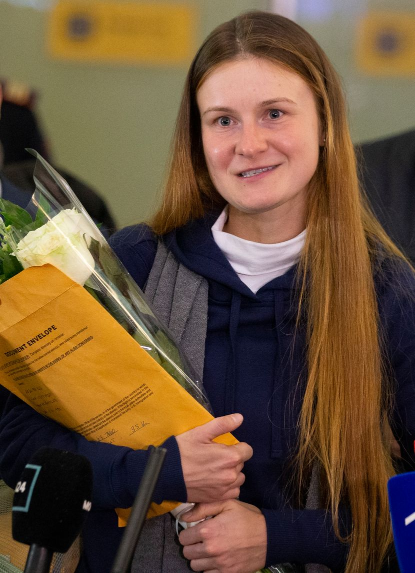 Marija Butina Moskva