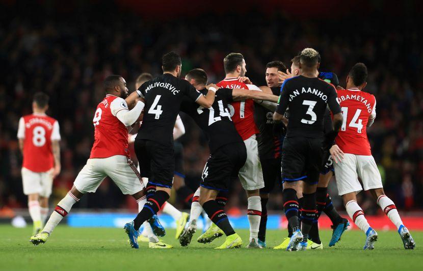 Arsenal-Kristal Palas