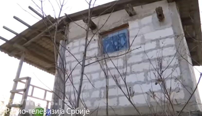 Kuća, otmica, Petar Mitrović
