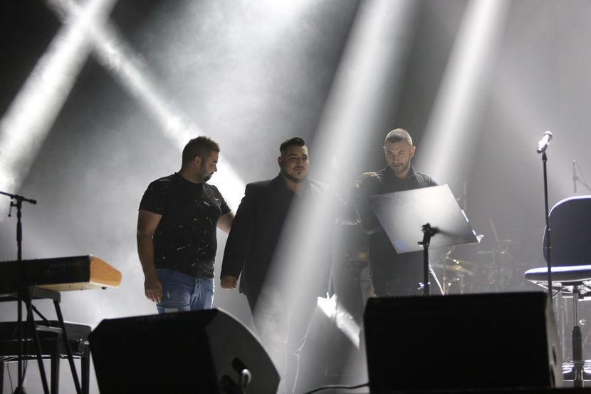 Koncert Darka Lazica