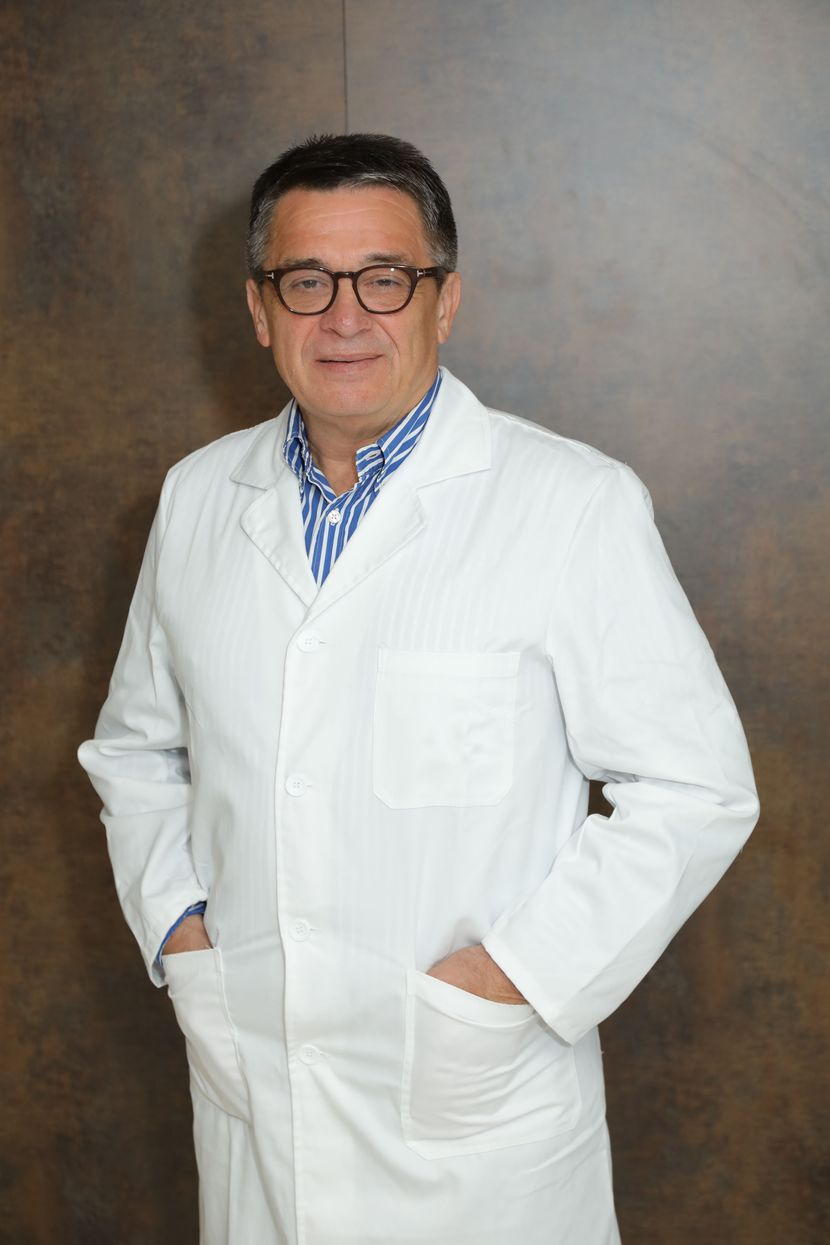 Prof. dr Tomica Milosavljević, internista-gastroenterohepatolog, Proton