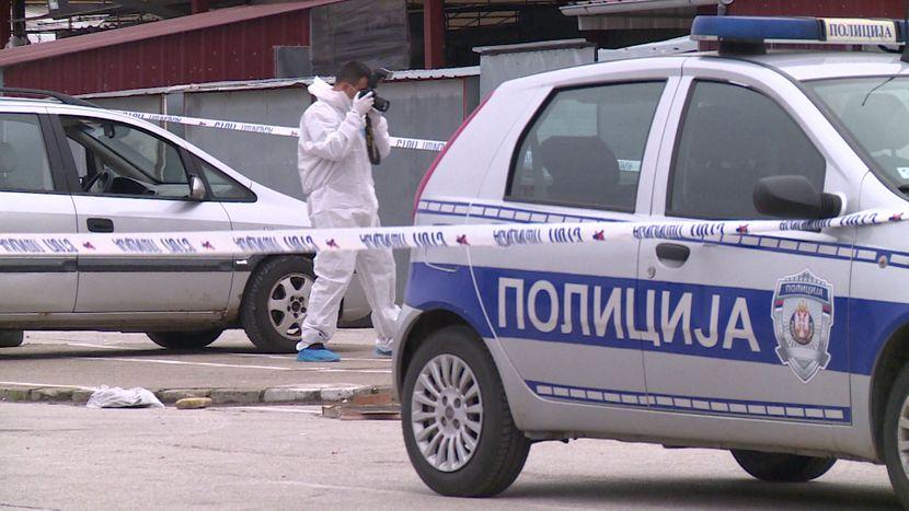 Ubistvo u Subotici, hronika, policija