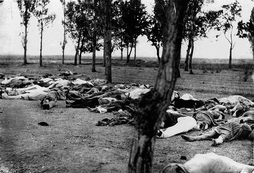 Genocid nad Jemenima