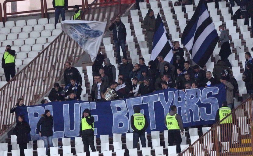 Blue Betyars, FK TSC, Navijači, Bačka Topola