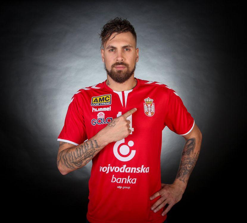 Bogdan Radivojević, Rukometna reprezentacija Srbije