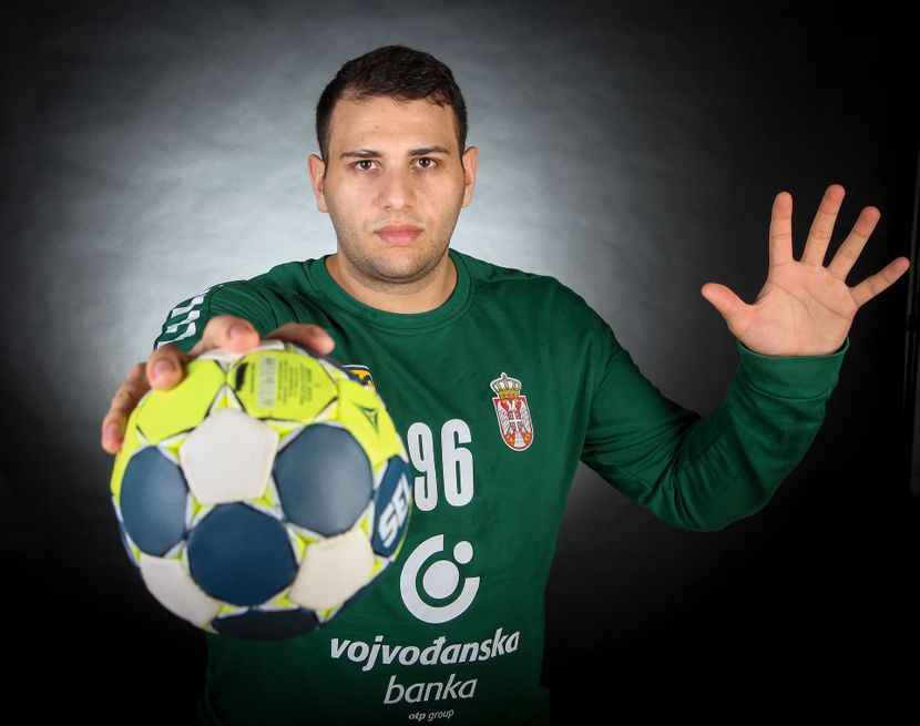 Dejan Milosavljev, Rukometna reprezentacija Srbije