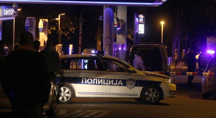 Hronika, ubistvo, Partizan, Ljubomir Marković Kića