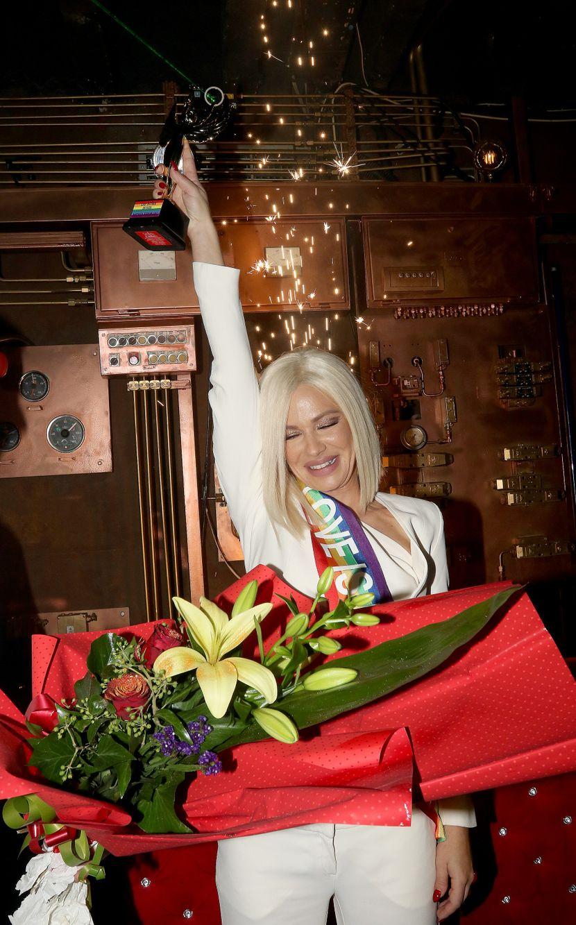 Nataša Bekvalac, Gej ikona 2019