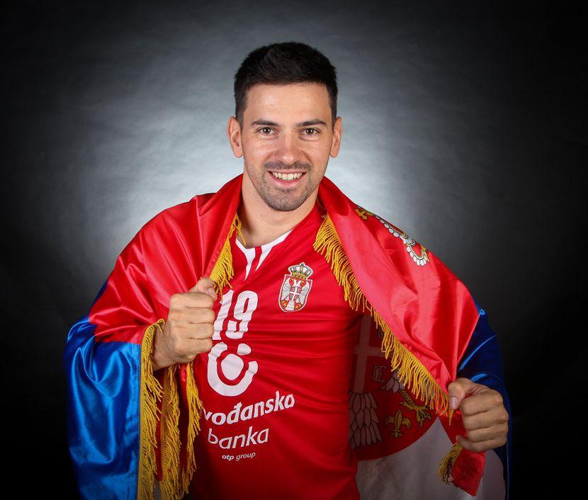 Nemanja Ilić, Rukometna reprezentacija Srbije