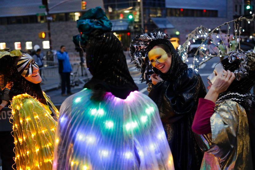 Parada Njujork Noć veštica