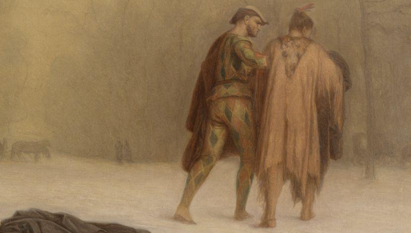 Dvoboj posle maskarade, Žan-Leon Žerom, Francusko slikarstvo, Istorija umetnosti