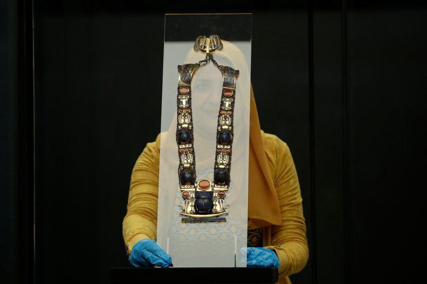 Izložba blaga iz Tutankamonove grobnice