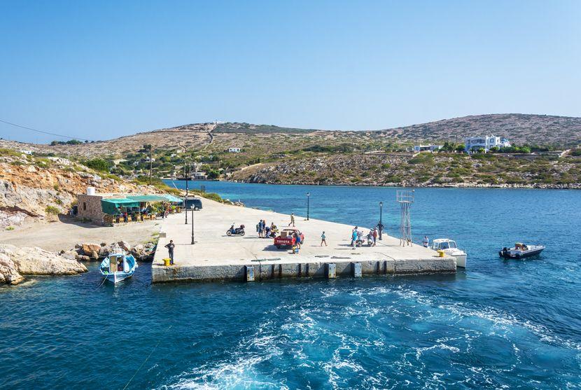 Arkoi ostrvo u Grčkoj