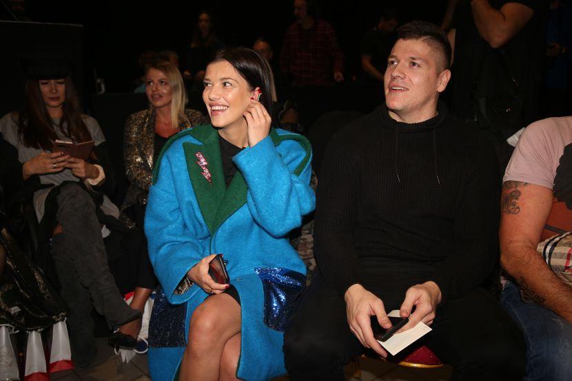 Kija i Sloba, Fashion Selection, Revija Bata Spasojević