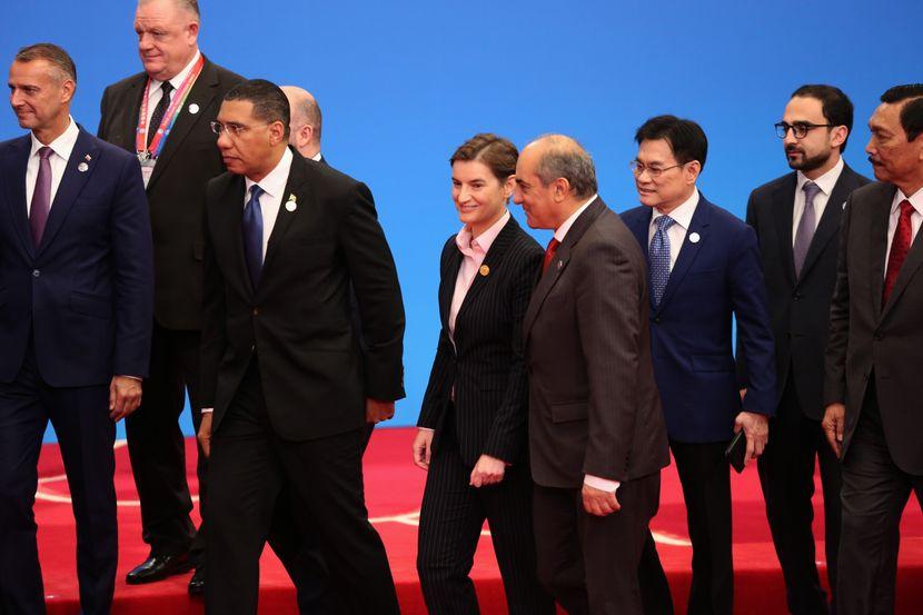 Predsednica Vlade RS Ana Brnabić, sajam Šangaj Expo