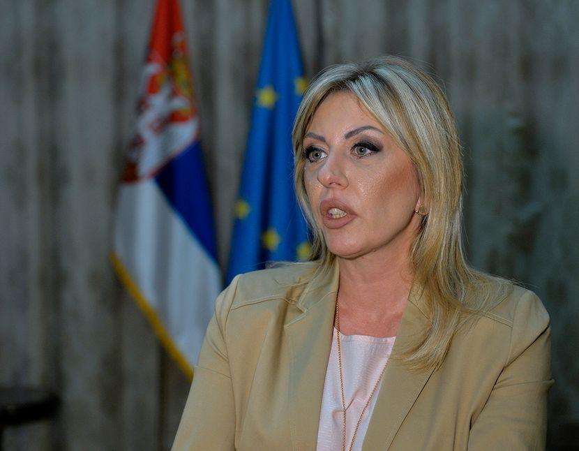 Jadranka Joksimovic