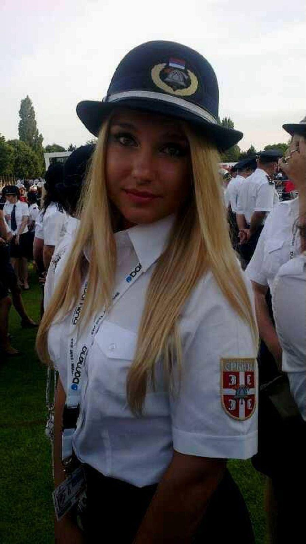 Žena, vatrogasac, Ana Ilić