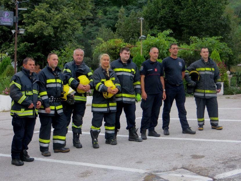 Ana IlIć, jedina žena vatrogasac u Nišu