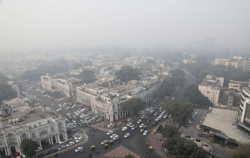 Indija zagađenje vazduha