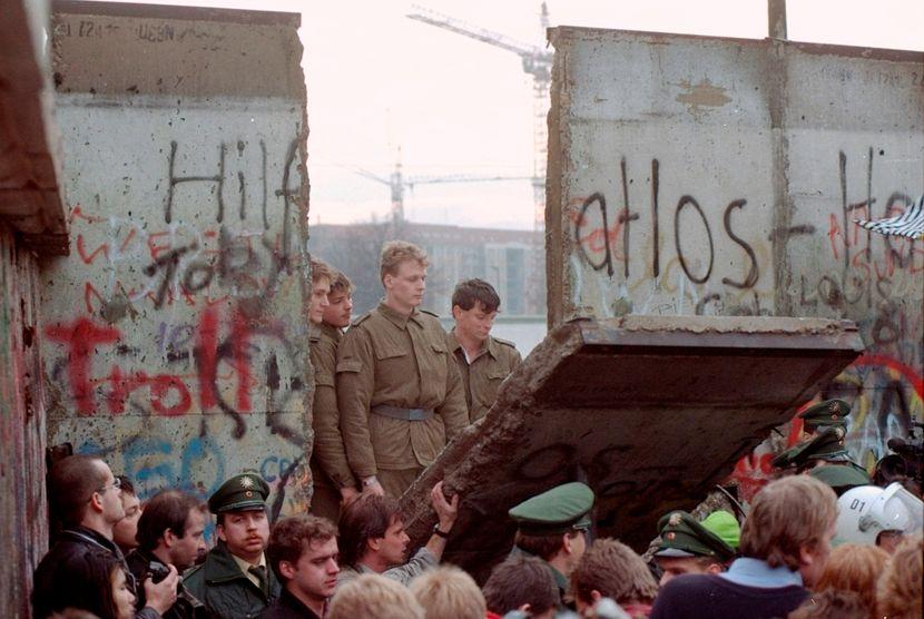 Berlinski zid Nemačka