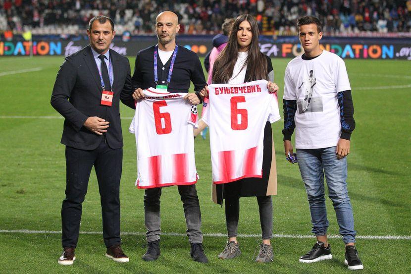 Goran Bunjevčević, Dejan Stanković