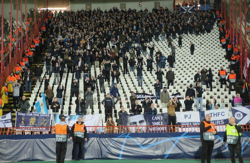 FK Crvena zvezda, Totenhem