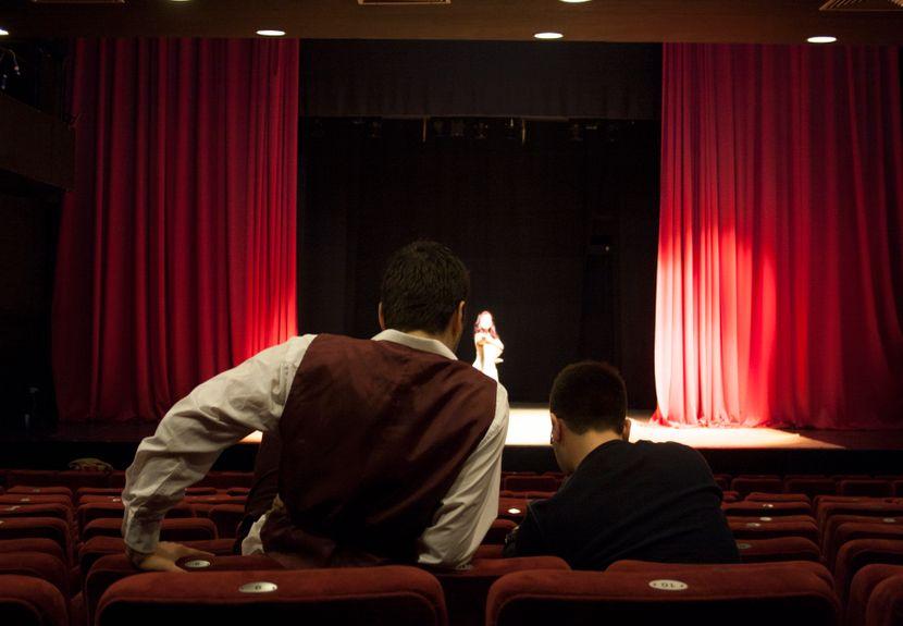 BuFonerija, amatersko pozorište, glumci