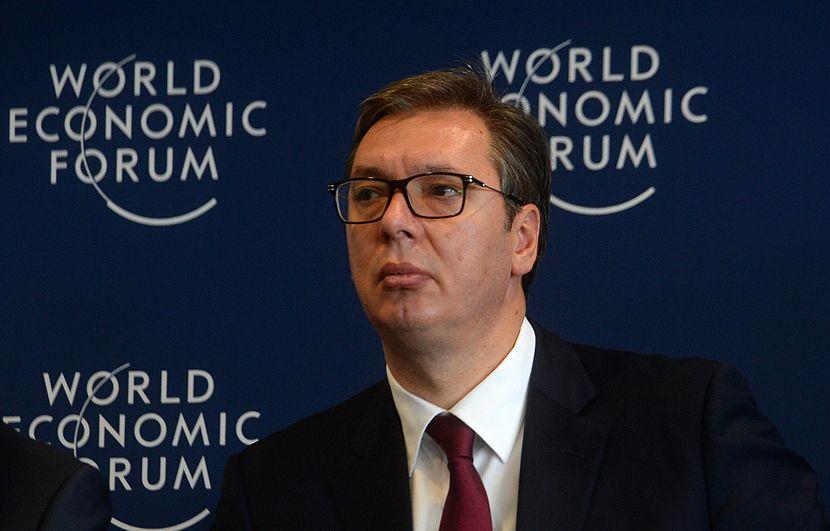 Aleksandar Vucic, Strateski dijalog o Zapadnom Balkanu