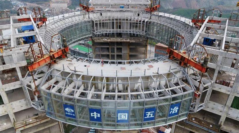 Kina Gradjevinarstvo