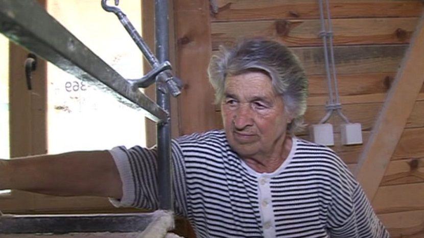 Sovija Marković, vodeničarka
